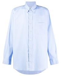 Camisa de manga larga celeste de Our Legacy