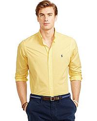 Camisa Ralph Lauren Amarilla