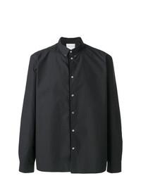 Camisa de Manga Larga en Gris Oscuro de Stephan Schneider