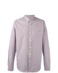 Camisa de manga larga en multicolor de AMI Alexandre Mattiussi