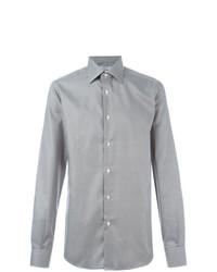Camisa de manga larga en multicolor de Fashion Clinic Timeless