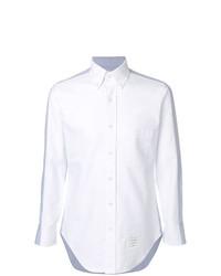 Camisa de Manga Larga Estampada Celeste de Thom Browne