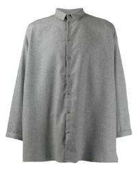 Camisa de manga larga gris de Toogood
