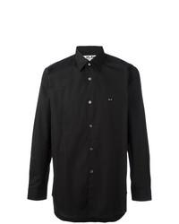 Camisa de manga larga negra de Comme Des Garcons Play