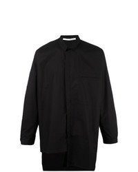 Camisa de Manga Larga Negra de Isabel Benenato