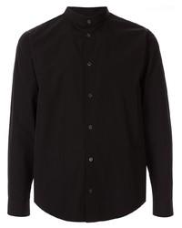 Camisa de manga larga negra de TH