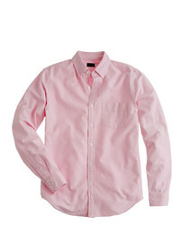 Camisa de manga larga rosada