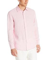 Camisa de manga larga rosada de Margaritaville