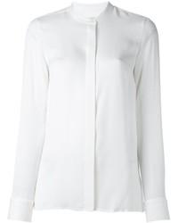 Camisa de seda blanca de MICHAEL Michael Kors