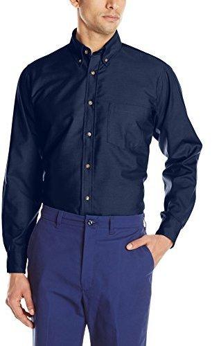 Camisa de vestir azul marino de Red Kap