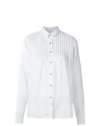 Camisa de vestir blanca de À La Garçonne
