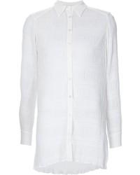 Camisa de vestir blanca de Alice + Olivia