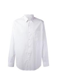 Camisa de Vestir Blanca de AMI Alexandre Mattiussi