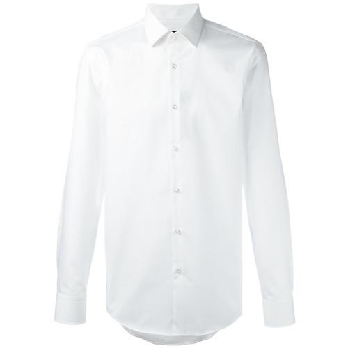 Camisa de vestir blanca de BOSS HUGO BOSS