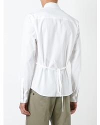 Camisa de vestir blanca de Chalayan