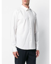 Camisa de Vestir Blanca de Ps By Paul Smith