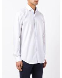 Camisa de Vestir Blanca de Xacus