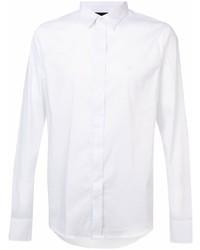 Camisa de vestir blanca de Emporio Armani