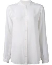 Camisa de Vestir Blanca de Equipment