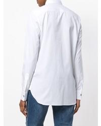 Camisa de vestir blanca de Ermanno Scervino
