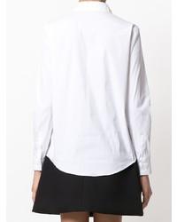 Camisa de vestir blanca de Fabiana Filippi