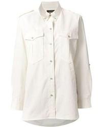 Camisa de vestir blanca de Isabel Marant