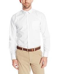 Camisa de Vestir Blanca de Izod