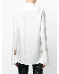 Camisa de Vestir Blanca de Neil Barrett