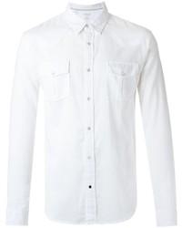 Camisa de vestir blanca de OSKLEN
