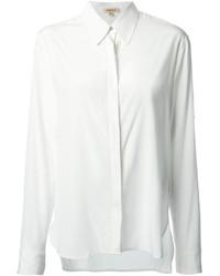 Camisa de vestir blanca de P.A.R.O.S.H.