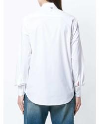 Camisa de vestir blanca de Twin-Set