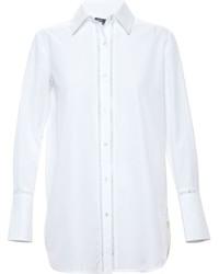 Camisa de vestir blanca de Vince