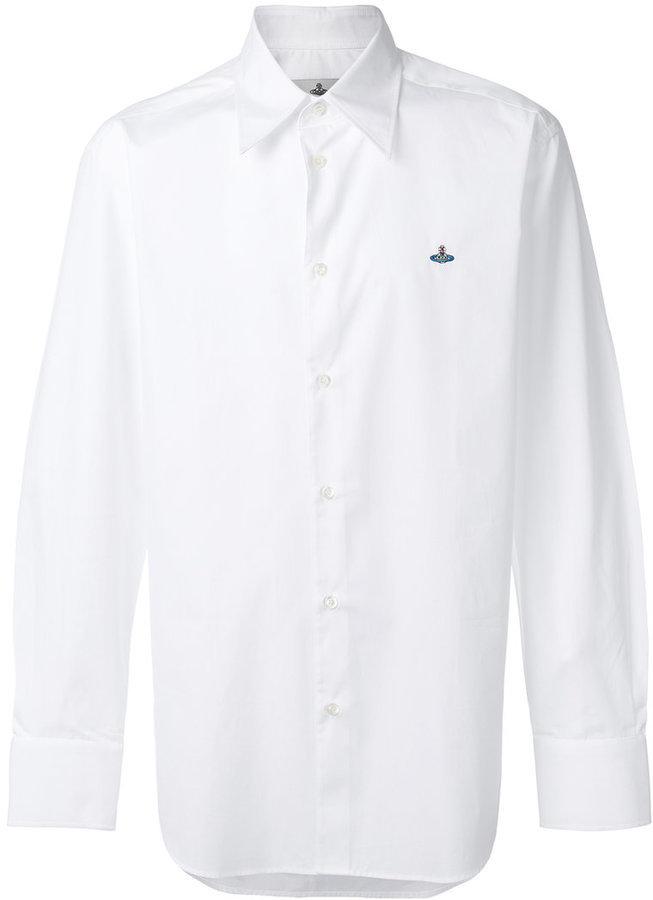 Camisa de vestir blanca de Vivienne Westwood