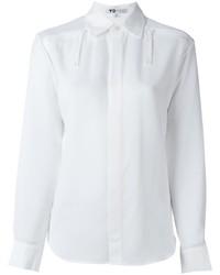 Camisa de Vestir Blanca de Y-3