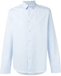 Camisa de vestir celeste de AMI Alexandre Mattiussi