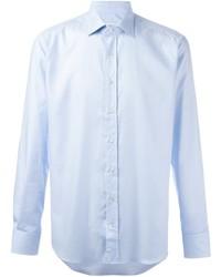 Camisa de vestir celeste de Etro