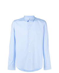 Camisa de vestir celeste de Ps By Paul Smith