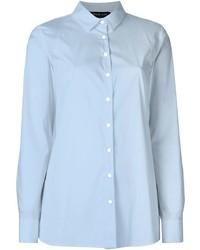 Camisa de vestir celeste de Twin-Set