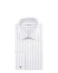 Camisa de vestir de rayas verticales original 358923