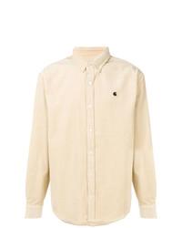 Camisa de vestir en beige de Carhartt Heritage