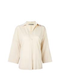 Camisa de vestir en beige de Vince