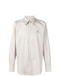 Camisa de vestir en beige de Vivienne Westwood