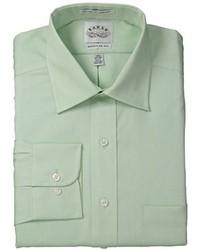 Camisa de Vestir en Verde Menta de Eagle