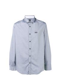 Camisa de vestir gris de BOSS HUGO BOSS