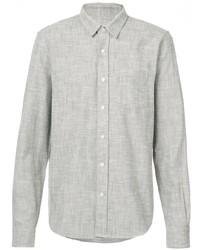 Camisa de vestir gris de Odin