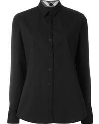 de Burberry Camisa de negra vestir x8BwcCXq