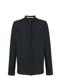 Camisa de vestir negra de Individual Sentiments