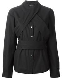Camisa de vestir negra de Marc by Marc Jacobs