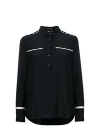 Camisa de vestir negra de Rag & Bone