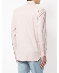 Camisa de vestir rosada de Gieves & Hawkes